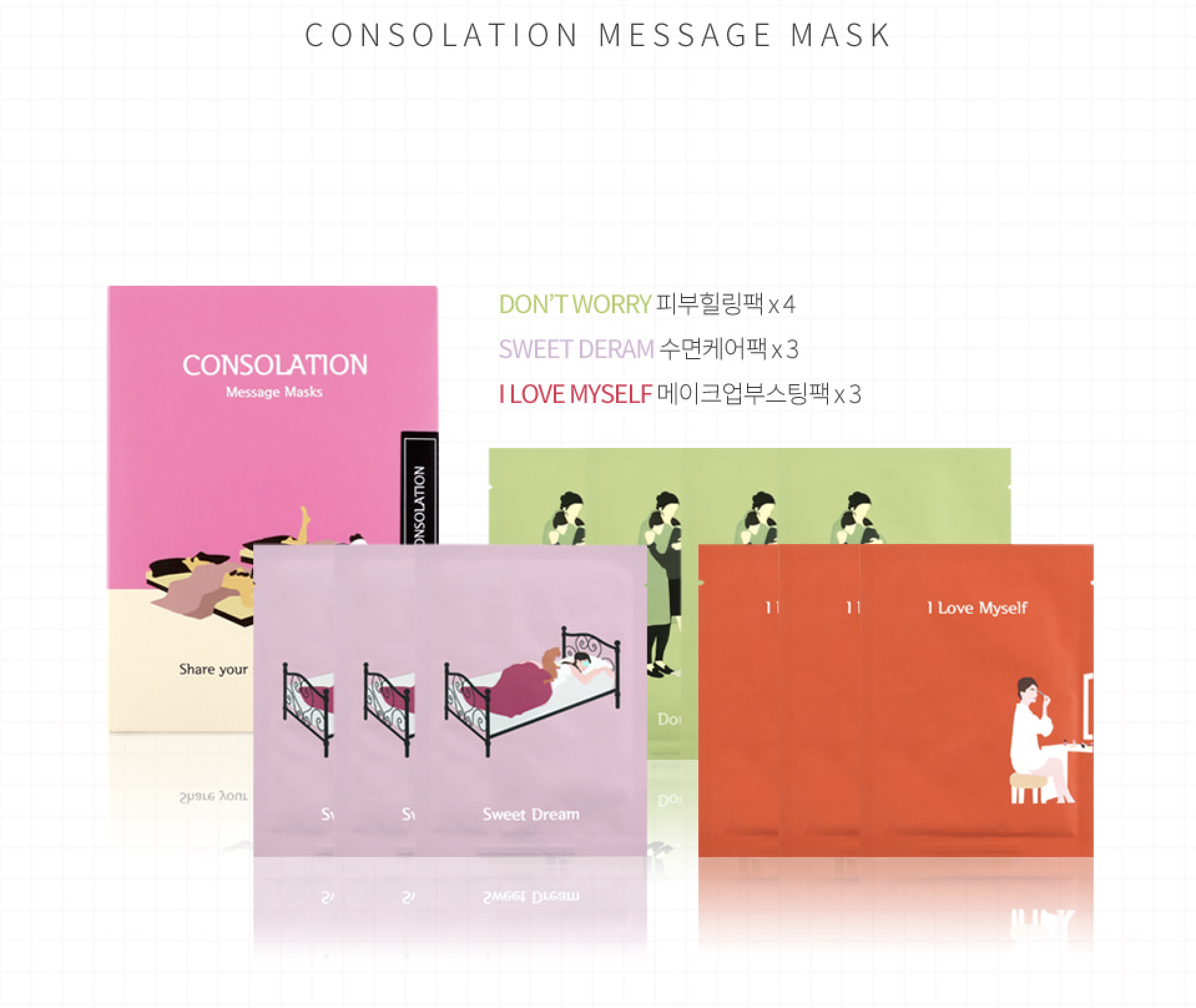 consol mask pack
